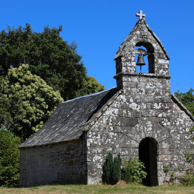 Chapelle Miginiac Champagnac La Noaille Correze