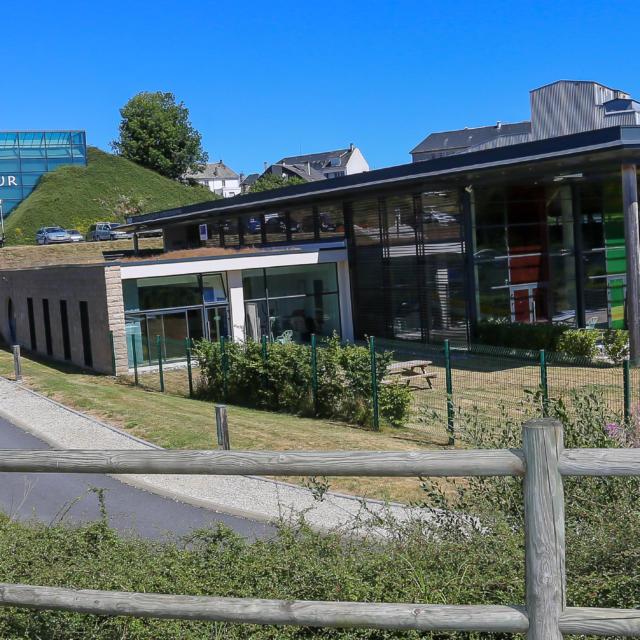 Egletons Centre Aquarecreatif