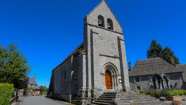 Eglise Champagnac La Noaille (4)