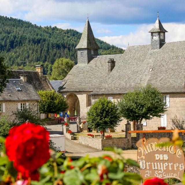 Bourg de Chaumeil