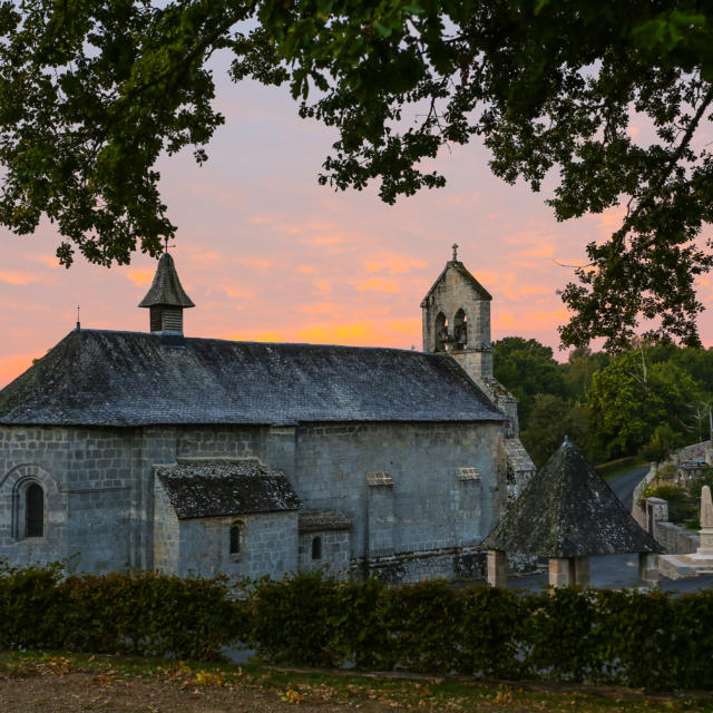 Eglise de Darnets