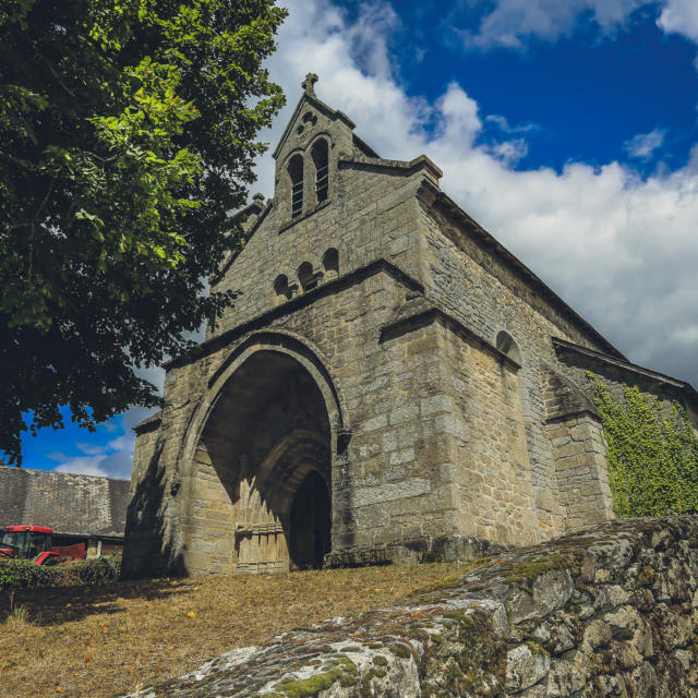Eglise Saint Anne Meyrignac (2)