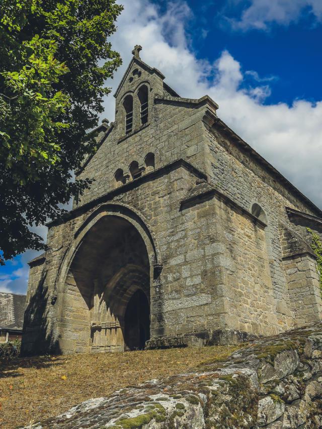Eglise Saint Anne -Meyrignac l'Eglise