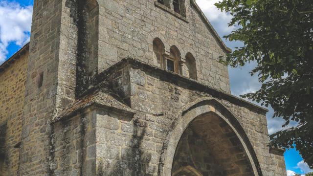 Eglise Saint Anne Meyrignac (3)