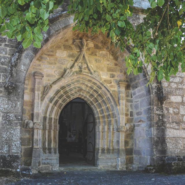 Eglise Saint Anne Meyrignac (7)