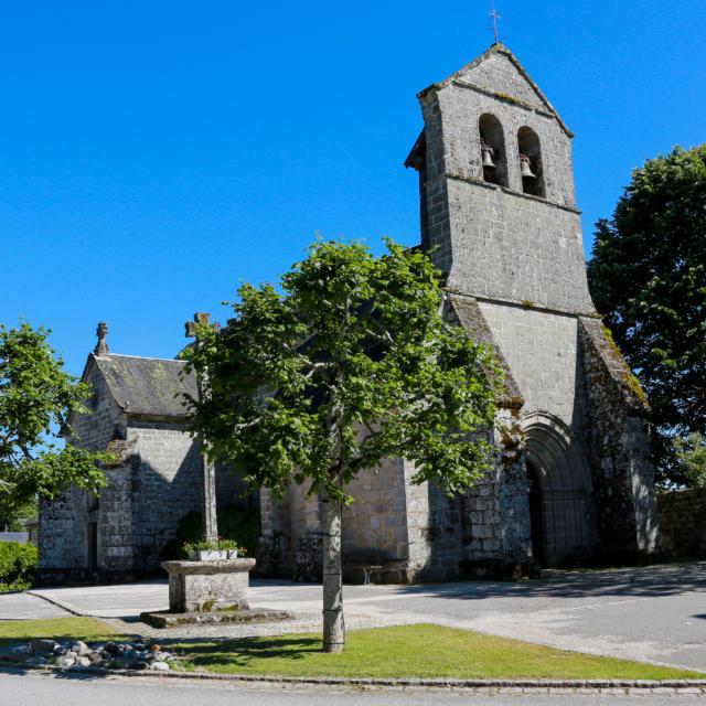 Eglise de Sarran