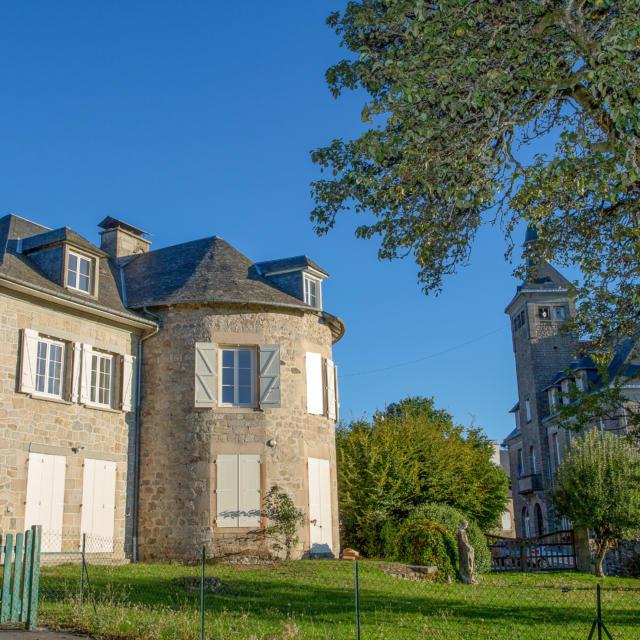 Jardin Presbytere Egletons