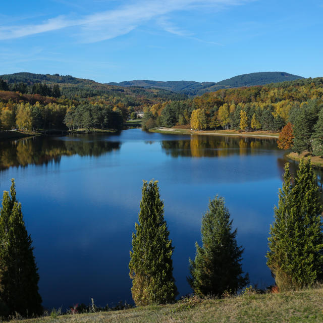 Lac du Deiro - Egletons