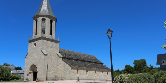 Eglise de Marcillac-la-Croisille