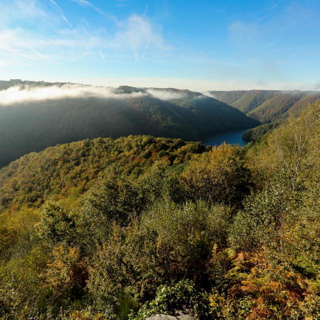 Les Gorges de la Dordogne - Roc du Busatier - Marcillac-la-Croisille