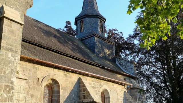 Eglise de Rosier d'Egletons