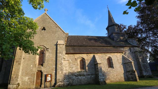 L'église de Rosier d'Egletons