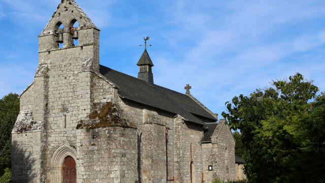 Saint Yrieix Le Dejalat Eglise 2016 (5)