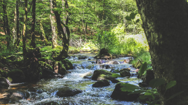 Soudeilles-Cascades Du Deiro