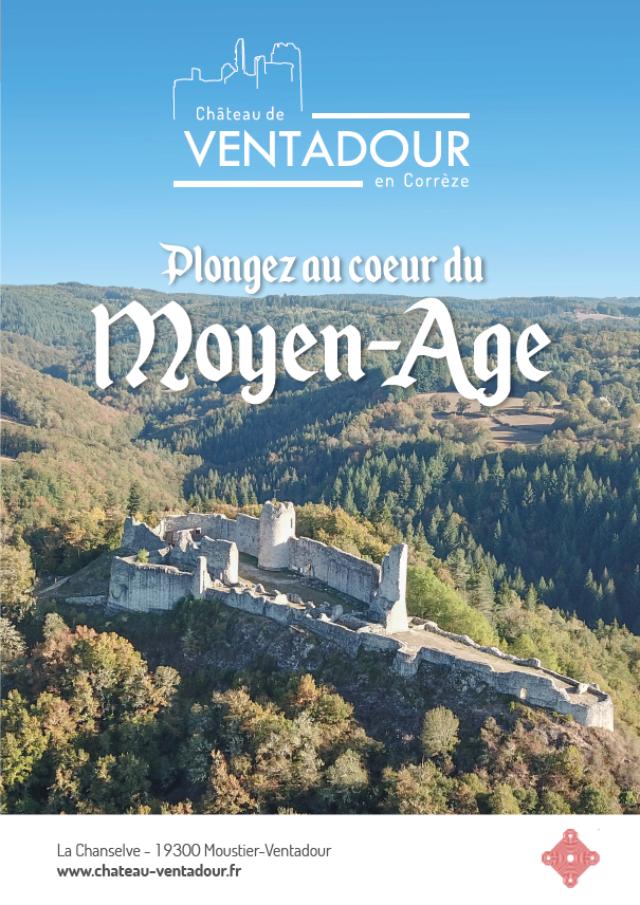 Couverture Brochure Château