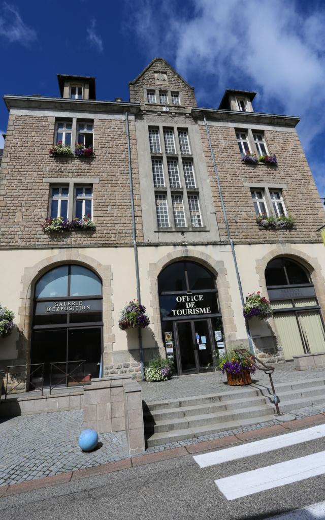 Office de Tourisme-Bureau d'Egletons